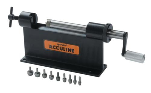 Lyman AccuTrimmer With 9 Pilots