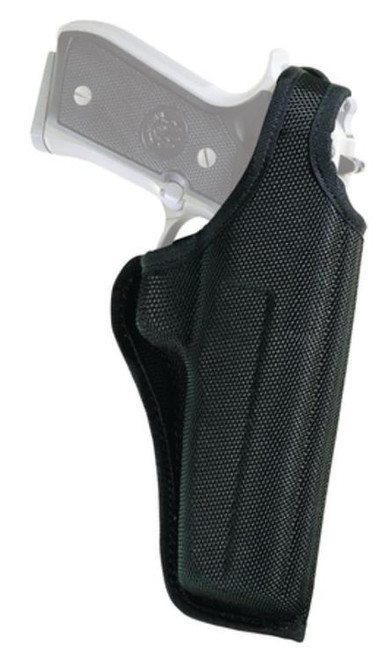 Bianchi 7001 Accumold Thumbsnap Holster Glock/Sig 9Mm 3 Inch Auto Size 10A Black Right Hand