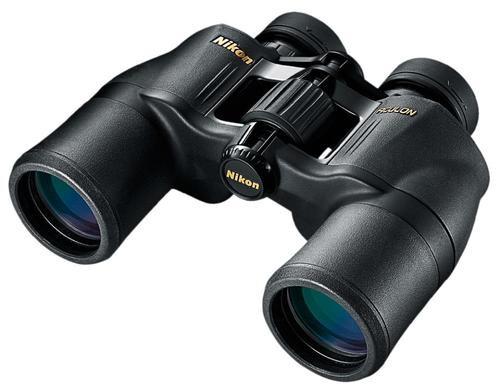 Nikon Aculon A211 10x42mm 314 ft @ 1000 yds FOV 11.6mm Eye Relief Black