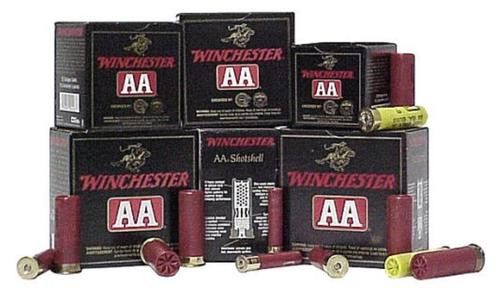 """Winchester AA Wads Heavy 12 Ga, 2.75"""", 9 Shot, 1-1/8oz, 25rd/Box"""