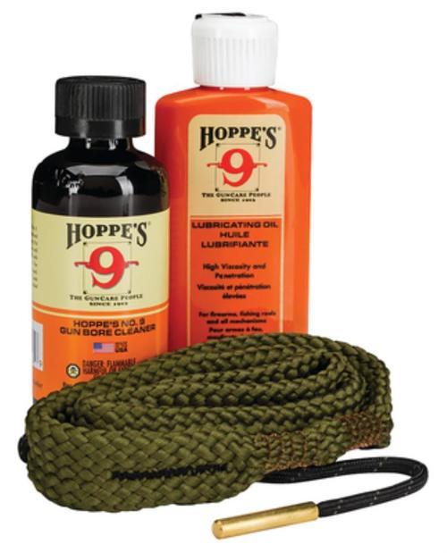 Hoppe's 1-2-3 Done Cleaning Kit 20 Ga Shotgun