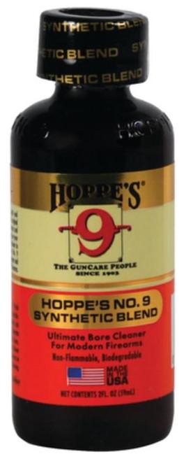Hoppe's No. 9 Synthetic Blend Solvent 2oz Bottle
