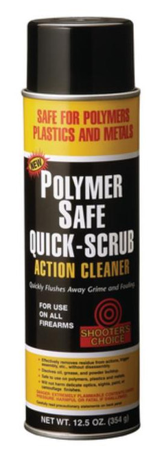 Shooters Choice Quick Scrub Polymer Safe Degreaser 12.5oz