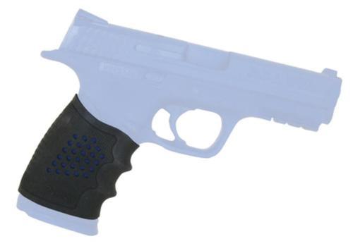 Lyman Tactical Grip Glove S&W M&P Fullsize Finger Groove Black Rubber Grip