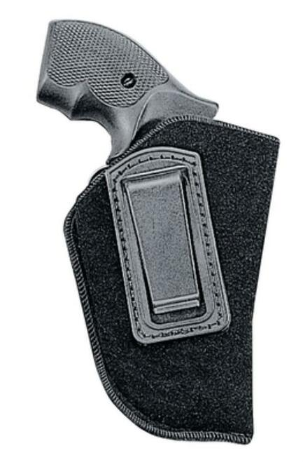 Uncle Mike's Sidekick Inside-the-Pants Holster 10, Small Autos .22-.25 Cal, Black, Left Hand