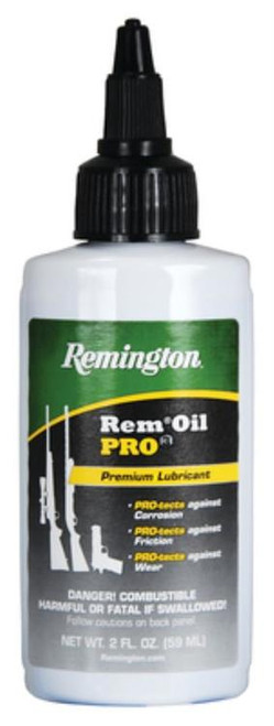 Remington Rem Oil Pro 3 2oz Bottle