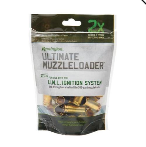 Remington Ultimate Muzzleloader Ignition Source, 24 Ct