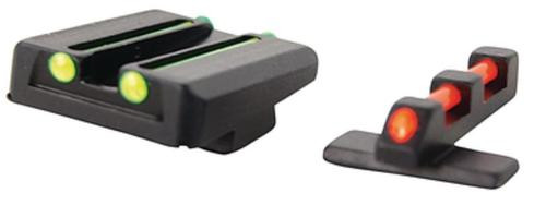 Williams FireSights Springfield XD Red, Green