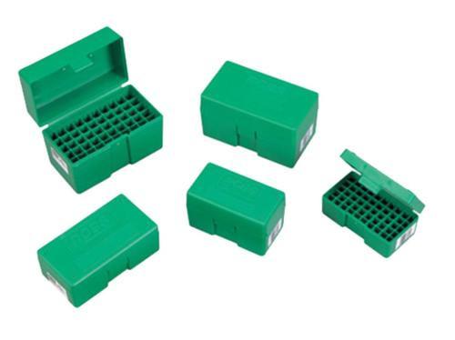 RCBS Ammo Box .22 Savage/.22-250/.220 Swift/.243 Win./6MM, Medium