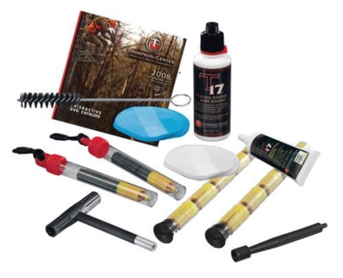 Thompson Center T-17 Pro Hunter Black Powder Cleaning Accessory Kit