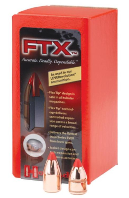 Hornady Flex Tip Expanding Rifle Bullet .430 Diameter 225 Grain 100rd/Box