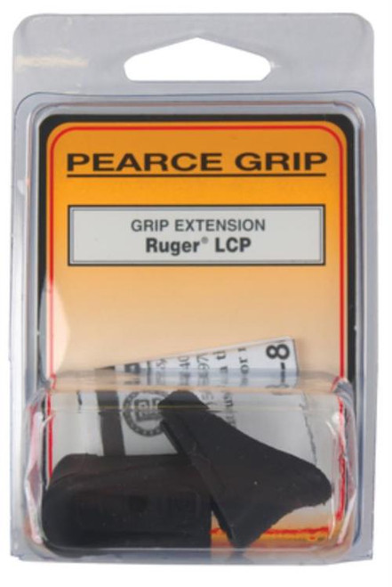 Pearce Ruger LCP Grip Extension