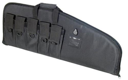 "Leapers, Inc. - UTG DC Series Tactical Gun Case, 34"" x 12.5"", Black"