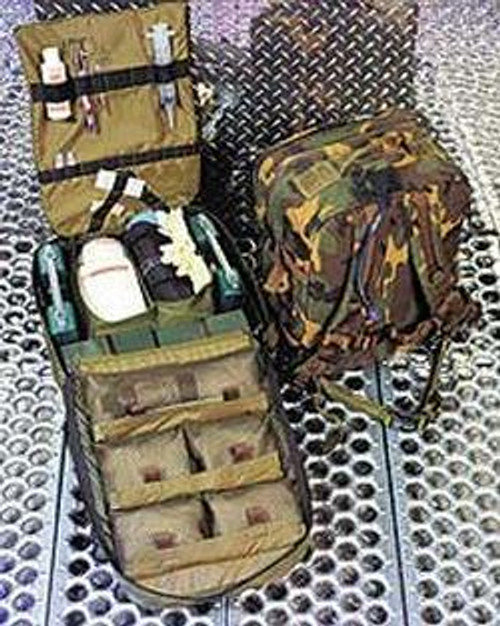 BlackHawk Special Operations Medical Back Pack, Woodland Camo