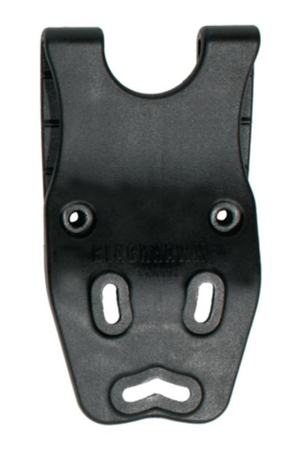 Blackhawk Serpa Jacket Slot Belt Loop With Duty Holster Screws Black