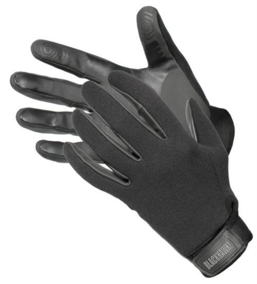 Blackhawk Neoprene Patrol Gloves Black Size Small