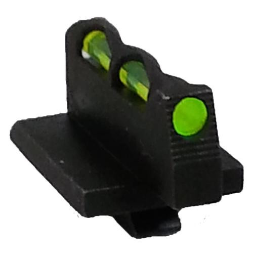 HiViz Litewave Front Sight For Ruger GP100, Red, Green, White, Interchangable