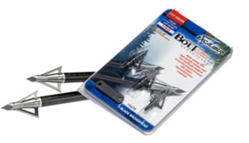 Excaliber Bolt Cutter Broadhead, Silver