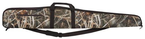 Bulldog Extreme Floating Shotgun Case 52 Nylon Max-4 Brown Trim