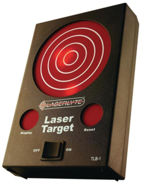 Laserlyte Laser Trainer Target System With Batteries