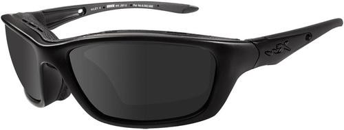 Wiley X Eyewear Brick Safety Glasses Matte Black