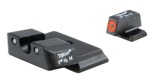Trijicon Trijicon Heavy Duty Night Sights Orange Front Outline S&W M&P Shield