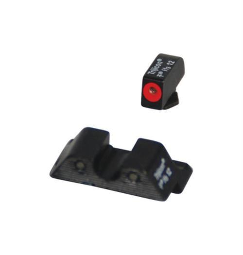 Trijicon Heavy Duty Night Sights Orange Front Outline Glock 20/21/21SF/29/30/31/32/36/37