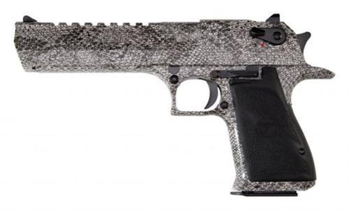 """Magnum Research Desert Eagle .44 Magnum, 6"""", Snakeskin Finish"""
