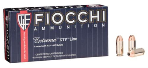 Fiocchi Extrema .40 S&W 155gr, XTP Hollow Point 25rd/Box