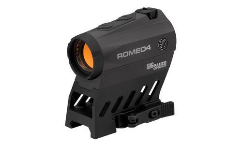 Sig ROMEO4B 1x20 Compact 2 MOA Red Dot/ 65 MOA Circle Dot QR CoWitness Mount
