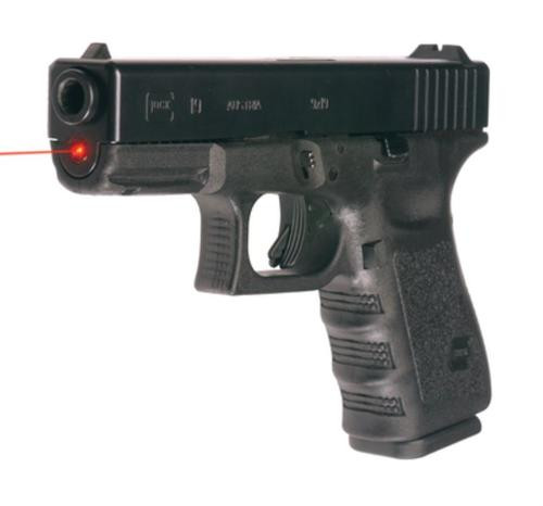 "LaserMax Glock 20/21 FG/R Red 635nm .75""@25yds 20yds Range"