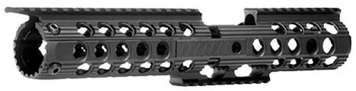 "Troy Battle Rail Delta CX 12"" AR-15 Aluminum Black"