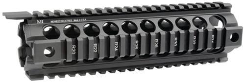 Midwest Gen2 Two-Piece Drop-In Handguard Mid-Length Black
