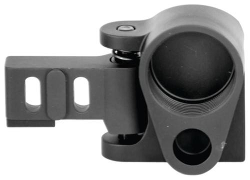 DoubleStar Ace Folding Stock Mechanism With Integrated AR-15 Stock Interface Black