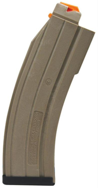 Plinker Tactical Universal Magazine 22LR Flat Dark Earth 10rd