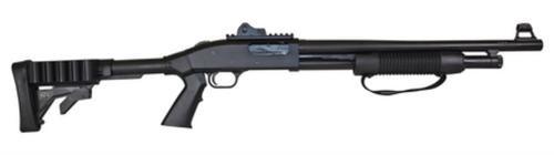 """Mossberg 500 SPX 12g, 18"""" Barrel, Pump, Pistol Grip Shotgun, 5rd"""