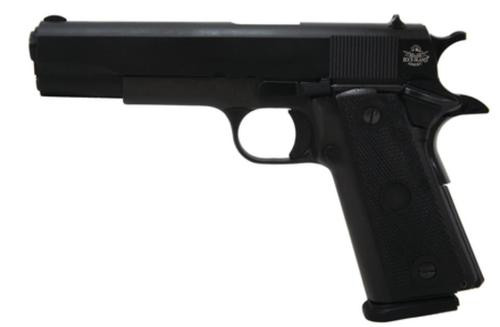 "Rock Island Armory 1911-A2 45 ACP 5"" Barrel Parkerized Finish 10rd MA Compliant"