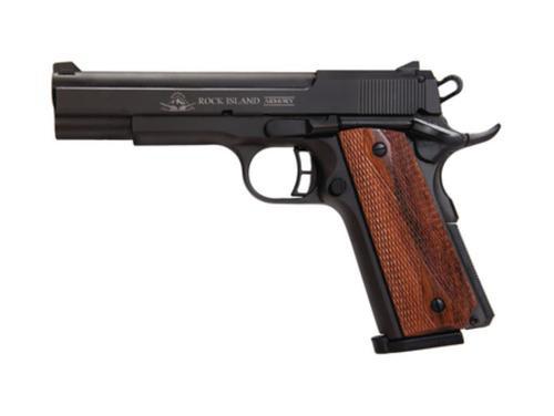 "Armscor, XT Series, Standard Combo, 1911, 22 LR and 45ACP, 5"" Barrel, Parkerized Finish, Rubber Grips, 10Rd 22 LR Magazine & 8Rd 45ACP Magazine, Fixed Sights"