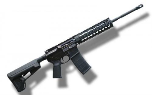 "Core15 TAC M4 V.2 AR-15 .223/5.56 16"" Chrome Lined Barrel, Gen2 Quad Rail MagPul ACS Stock, 30rd PMAG"