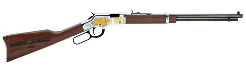 "Henry Golden Boy Railroad Tribute Rifle, 22LR, 20"",, , Walnut/Blued,  16 rd"