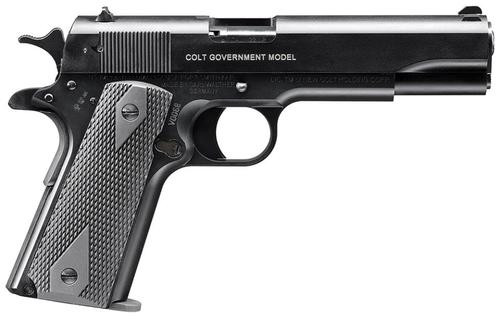 Walther Colt 1911 .22 L.R. A1 Black 10 Round, 1 Mag