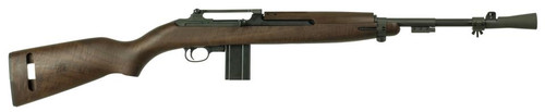 "Inland Model T30 M1 Carbine .30 Carbine 18"" Barrel, Flash Hider 10rd Mag"