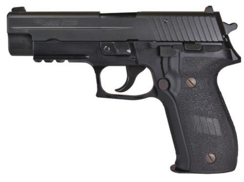 "Sig P226, .40 S&W, 4.4"", 10rd, Black Alloy Frame, FS, CA"