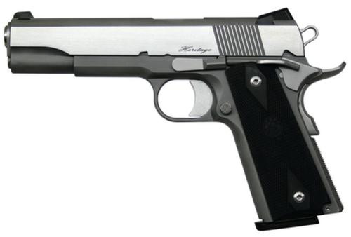 Dan Wesson Razorback RZ-45 Heritage 45 ACP, SS, Night Sights, 8rd
