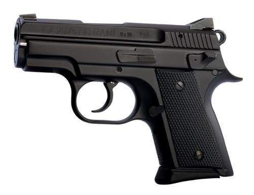 CZ 2075 RAMI BD cal. 9mm black polycoat decocker night sights 14RD AND 10RD MAG