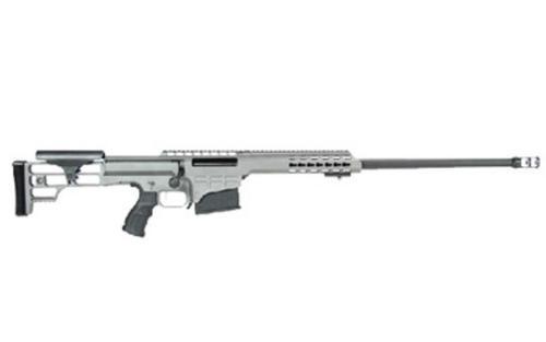 "Barrett Model 98B Tactical 308 Win, 16"" Heavy Barrel, Tungsten Gray Cerakoted Receiver, 10rd"