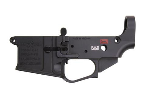 POF Gen 4 223 Stripped Lower Receiver Semi Auto Black Anodized