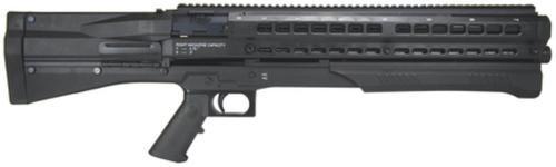 "UTAS UTS-9 12 Ga Pump Shotgun, 18.5"", Black, Compliant States- 9rd"