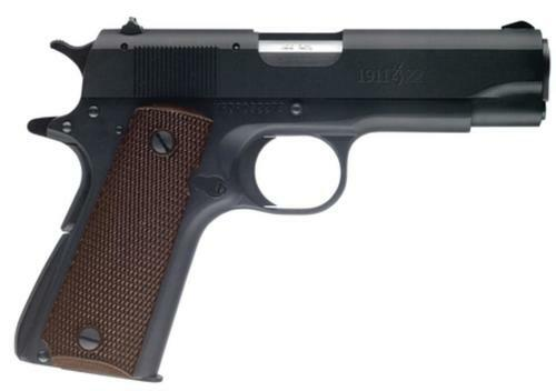 "Browning 1911-22A1 22LR, Compact 3.625"", Fixed Sights, 10 Round"