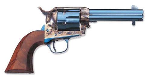 """Uberti 1873 Cattleman OM Charcoal Blue, Artillery Markings, .45 Colt, 5.5"""""""